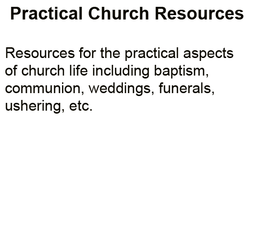 Practical_Church_Resources