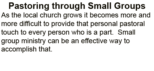 Pastoring_through_Small_Groups